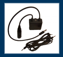 ACPMP3heli Amplified Cell Phone/MP3 adapter Setup for helicop