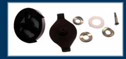 Inner visor attachment assembly set PARTS
