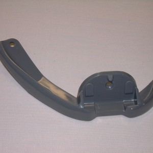 Left chin strap mount for LH250 or LH050