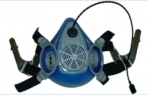 RMMICTBAY Respirator mask with mic with T Bayonnet att