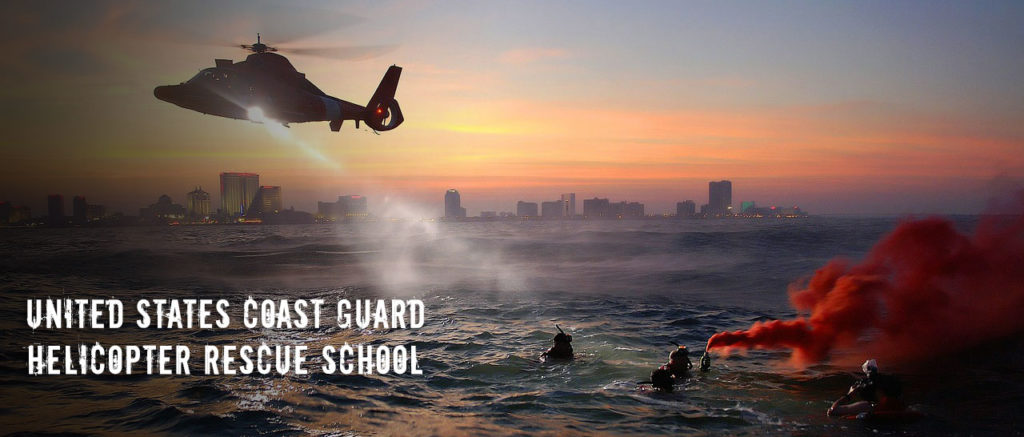 Coast Guard Helicopter Rescue School